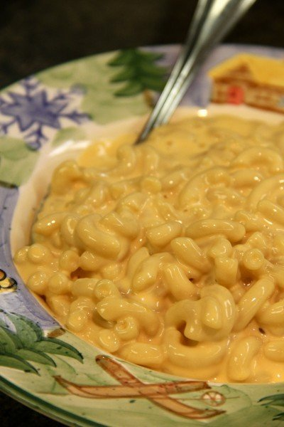 M is for Macaroni & Cheese