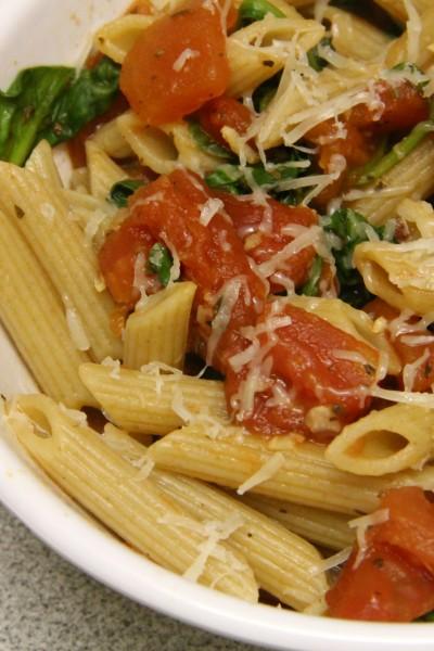 A Picky Eater's Pasta Sauce