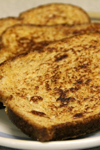 3 Secrets to Nutty French Toast
