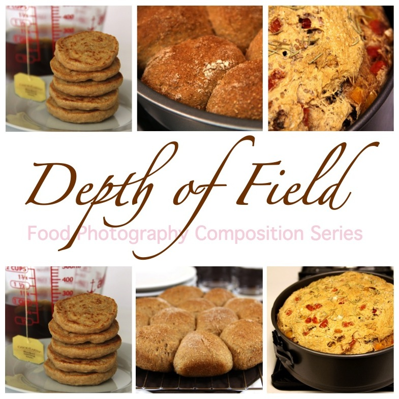 Food Photo Composition: Depth of Field