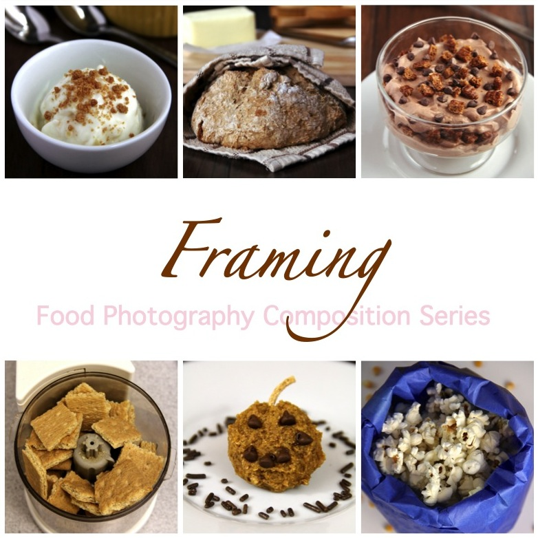 Food Photo Composition: Framing