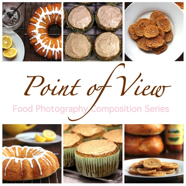 Food Photo Composition: Point of View