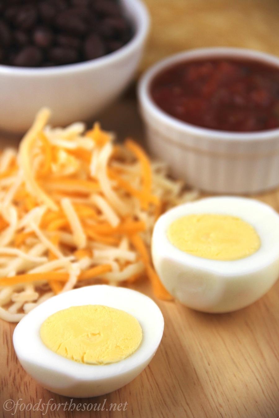 deviled huevos rancheros