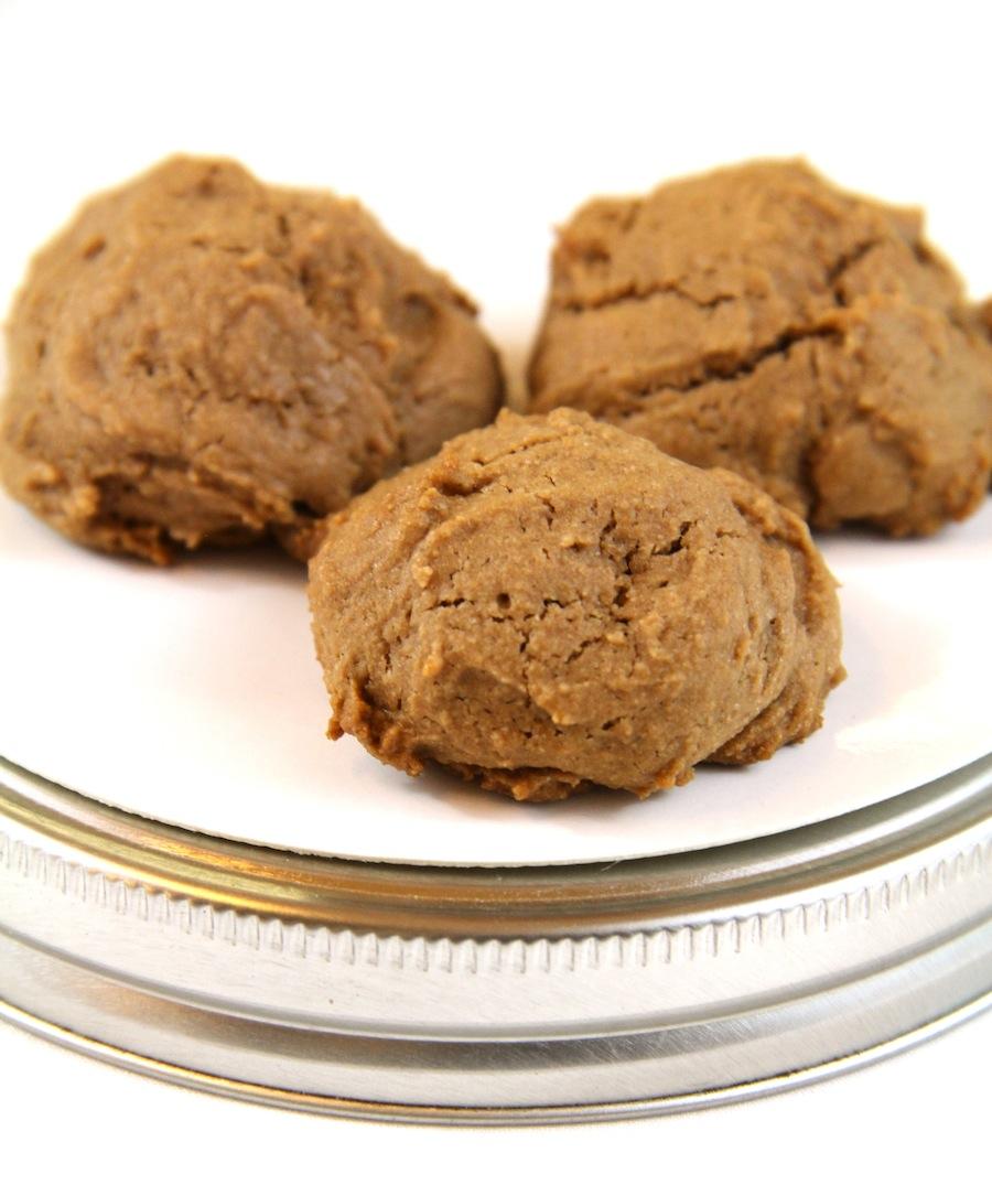 gluten-free nutella cookies