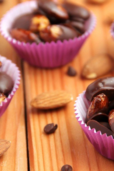 Honey, I'm Nuts for Chocolate!