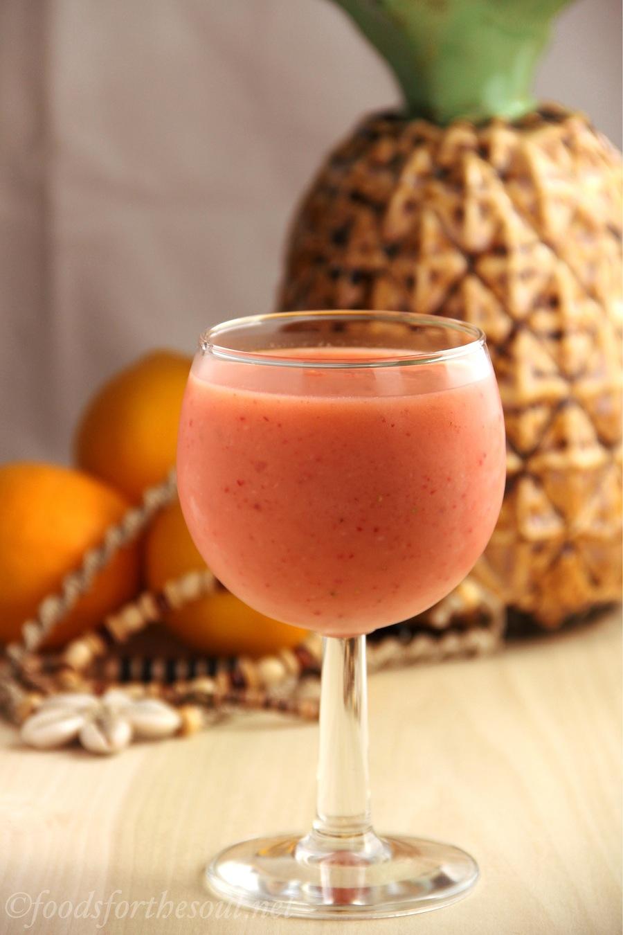 strawberry surf rider jamba juice smoothie