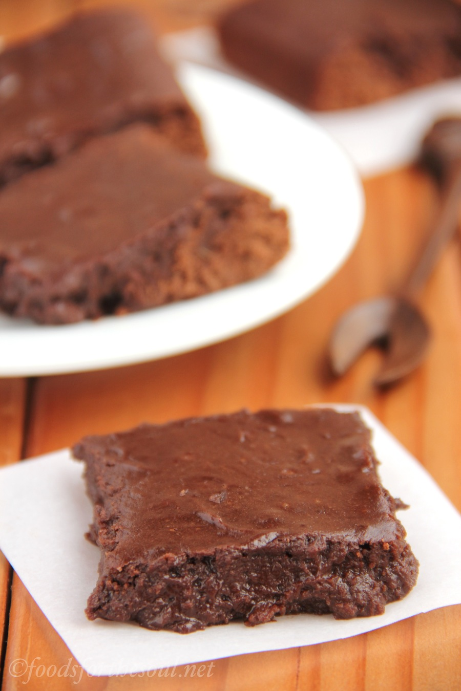 Ooey Gooey Brownies | by Foods for the Soul
