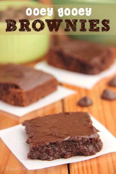 A Chocoholic's Brownie