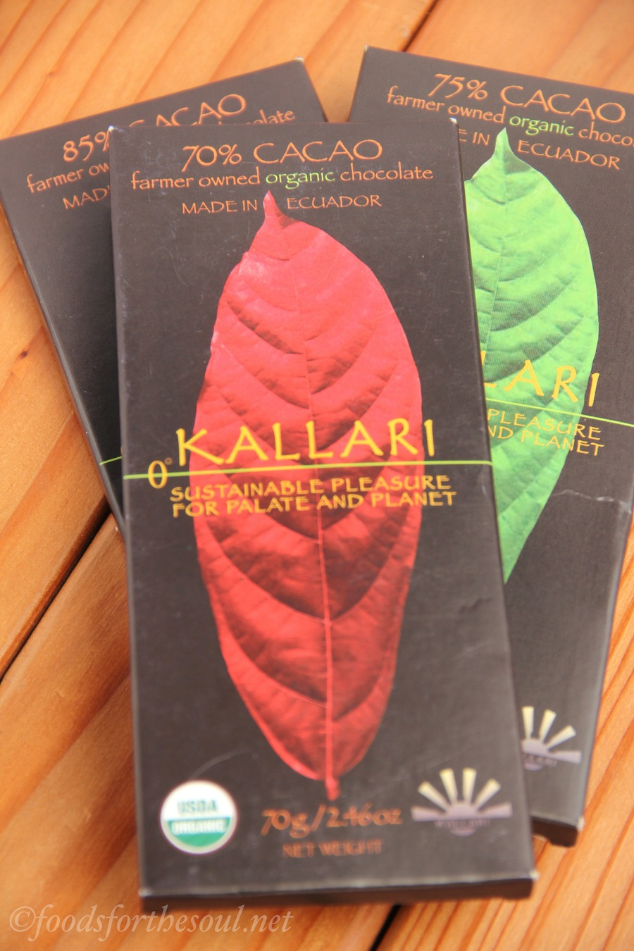 Kallari Chocolate Chips Campaign | by Foods for the Soul