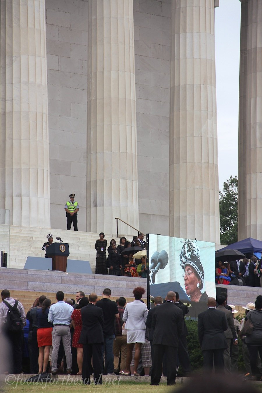 "Reflections on the 50th anniversary of MLK Jr's ""I Have a Dream"" speech 
