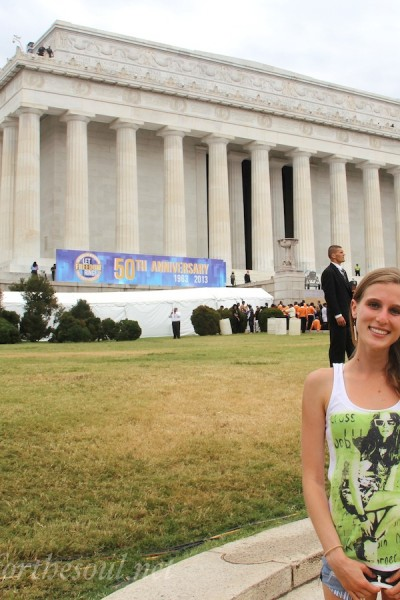 My Wednesday in Washington