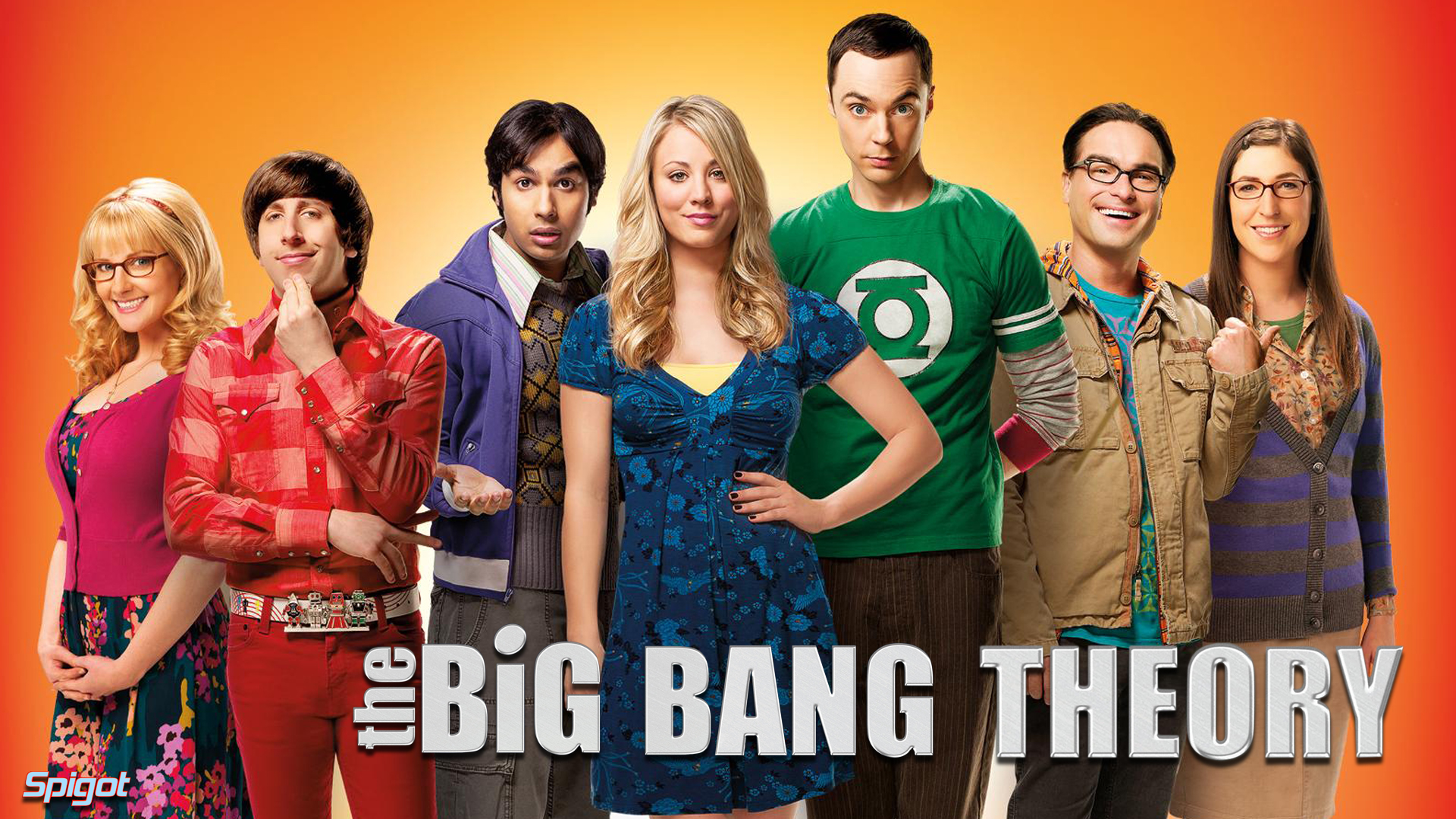 Big Bang Theory -- love its hilarious smarty-pants humor! {Sunday Funday #3 on foodsforthesoul.net}