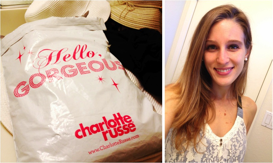 Online Shopping -- tops from Kohl's & Charlotte Russe! {Sunday Funday #4 on foodsforthesoul.net}