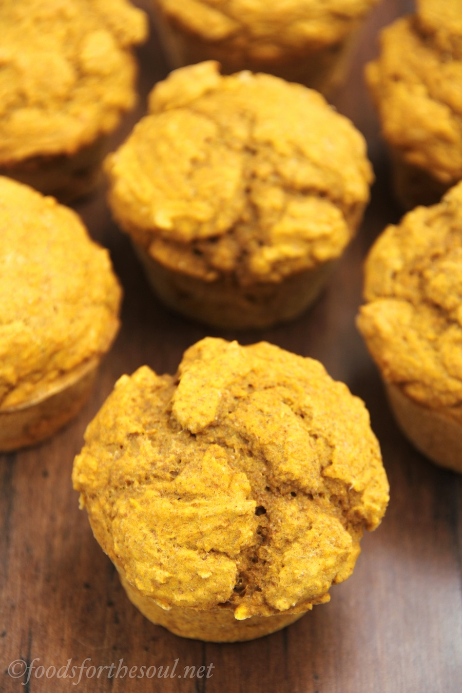 Whole Foods Pumpkin Muffin Calories