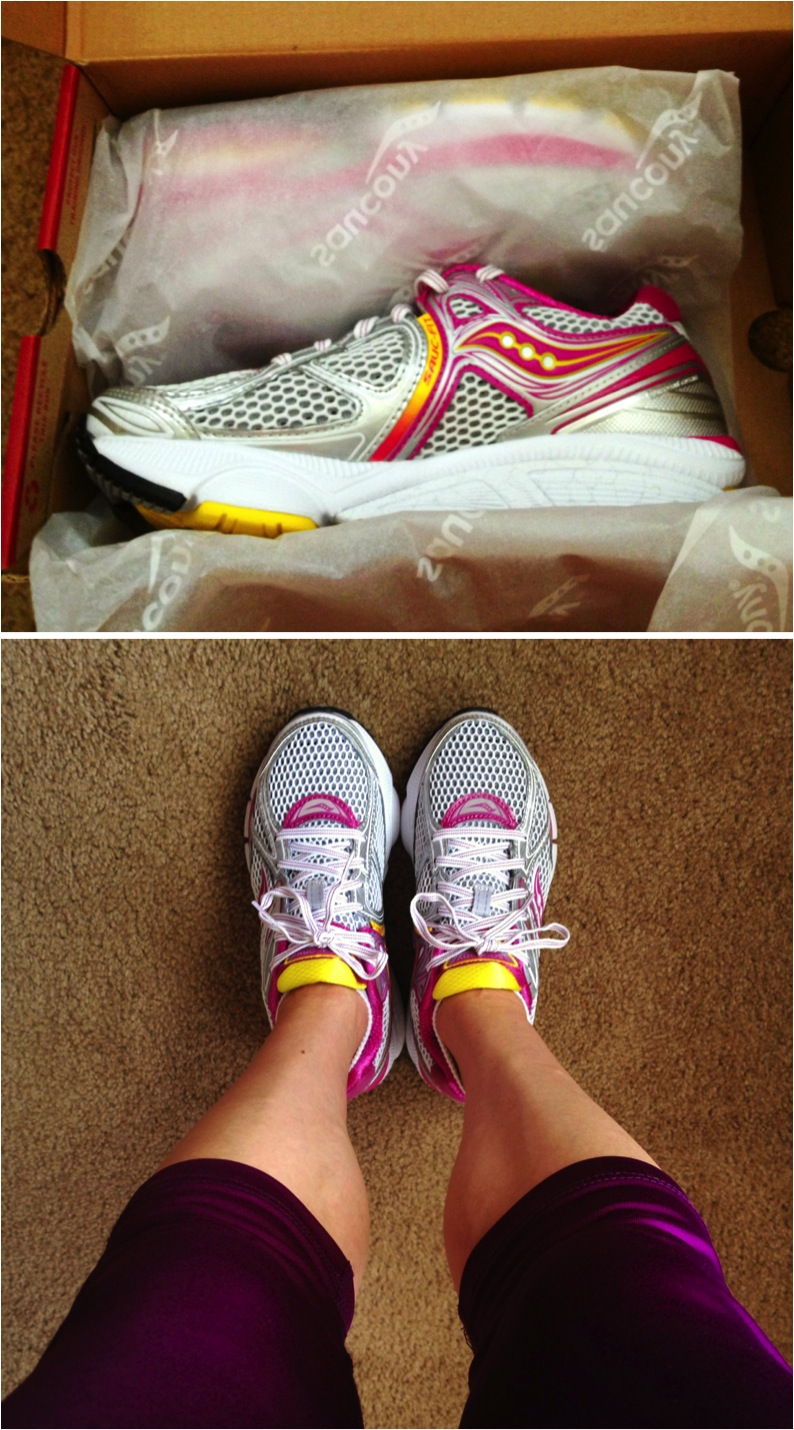 Best workout motivation: new running shoes! {Sunday Funday #5 on foodsforthesoul.net}
