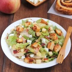 Cinnamon Roll Breakfast Salad