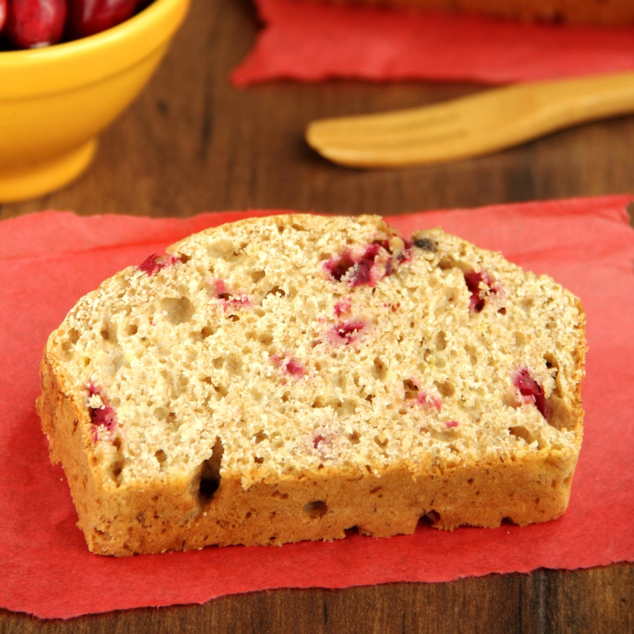Whole wheat cranberry banana bread amys healthy baking forumfinder Gallery