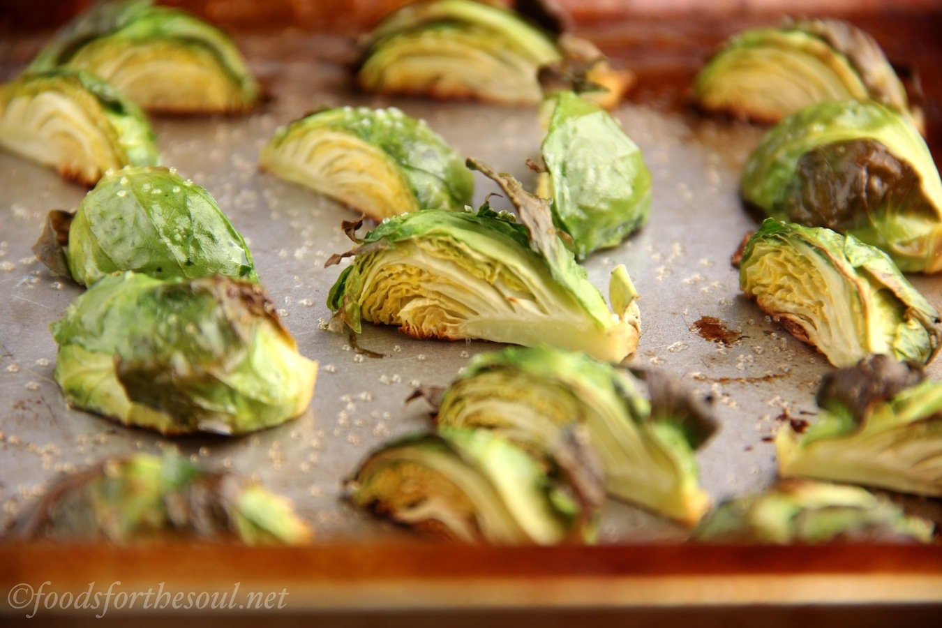best quick easy healthy weight watchers crispy roasted brussels sprouts