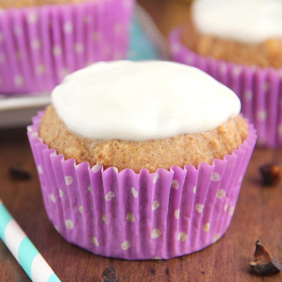 Fig Newton Cupcakes