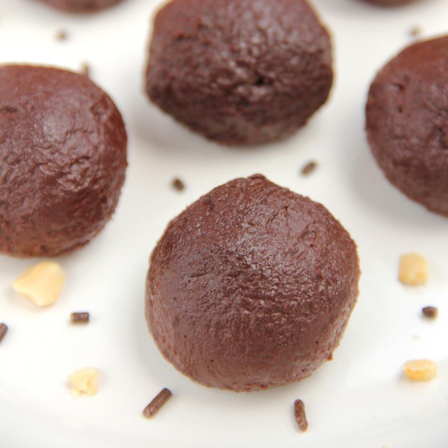 Peanut Butter Honey Truffles Recipes — Dishmaps