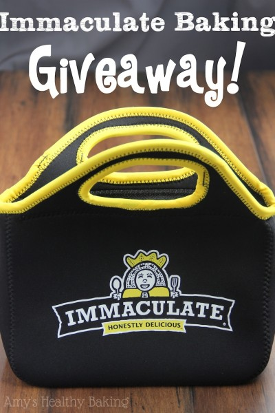Immaculate Baking Giveaway! {Ended}
