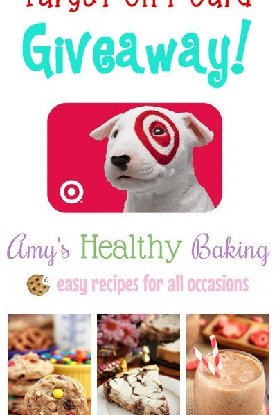 Target Gift Card Giveaway! {Ended}