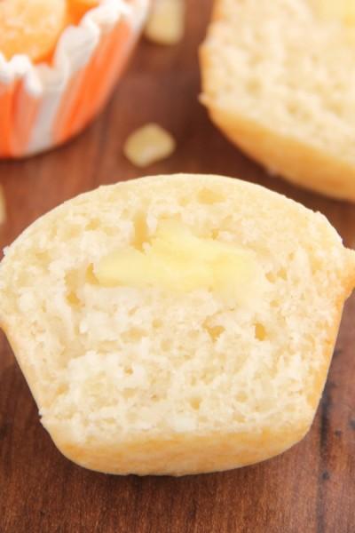 Tropical Surprise Mini Muffins