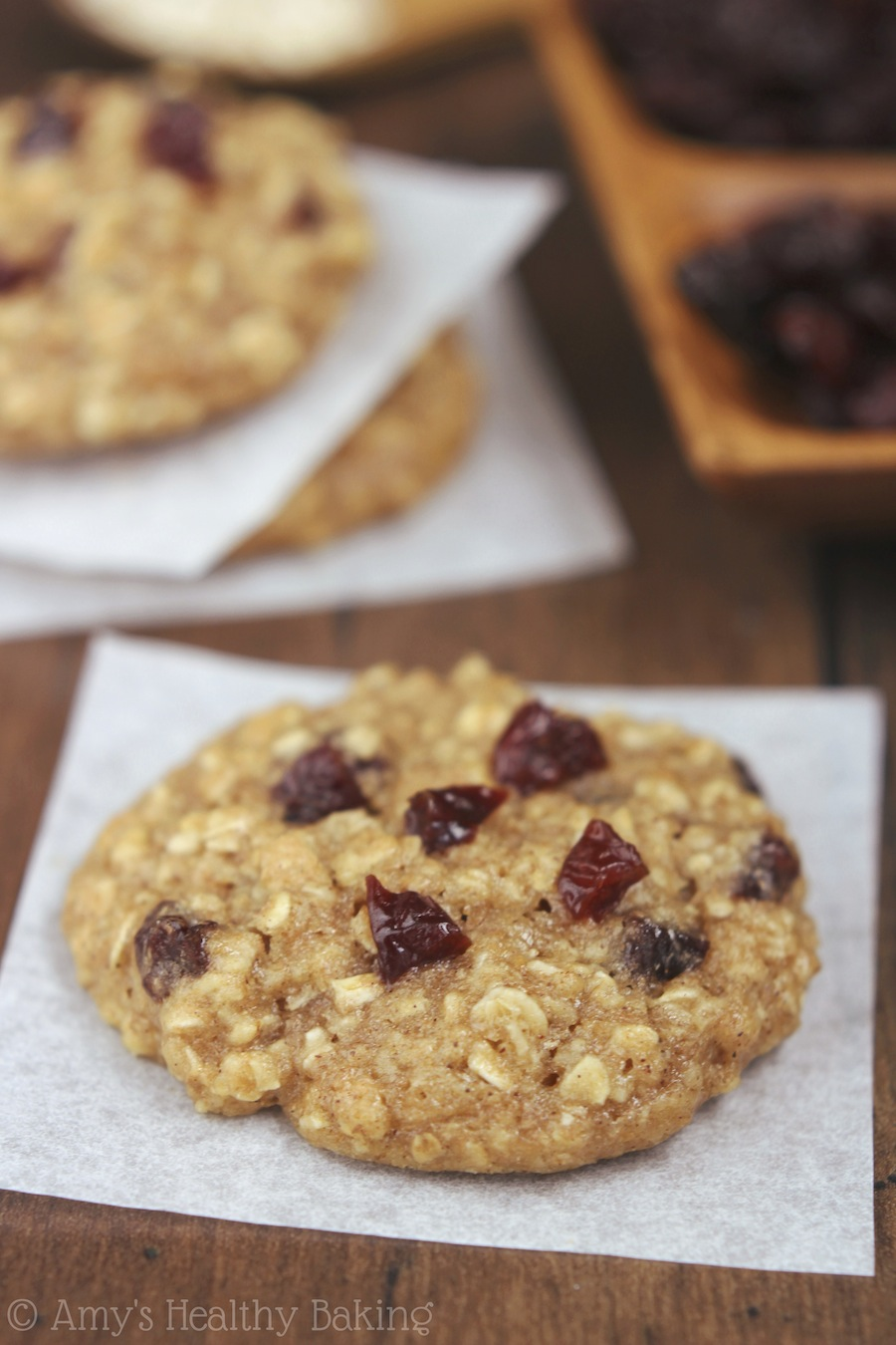 PB&J turned into oatmeal cookies! This recipe stays soft & chewy for an entire week. Nobody can tell they're healthy!