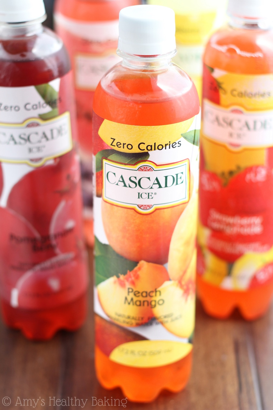 Cascade Ice Sparkling Water Giveaway on amyshealthybaking.com! Enter to win before 7/1/14!