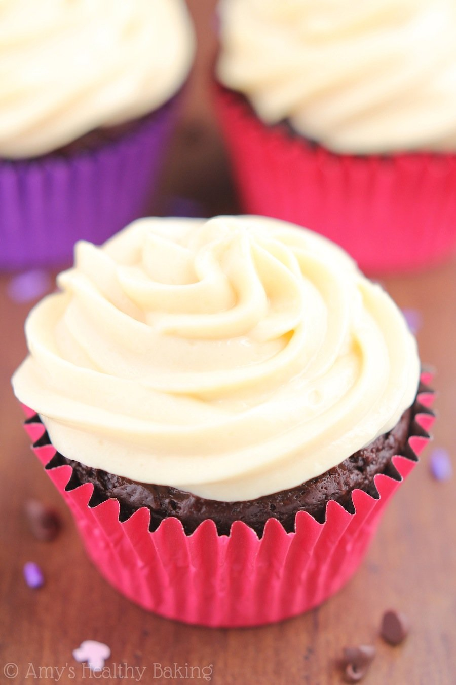 chocolate cupcakes without butter