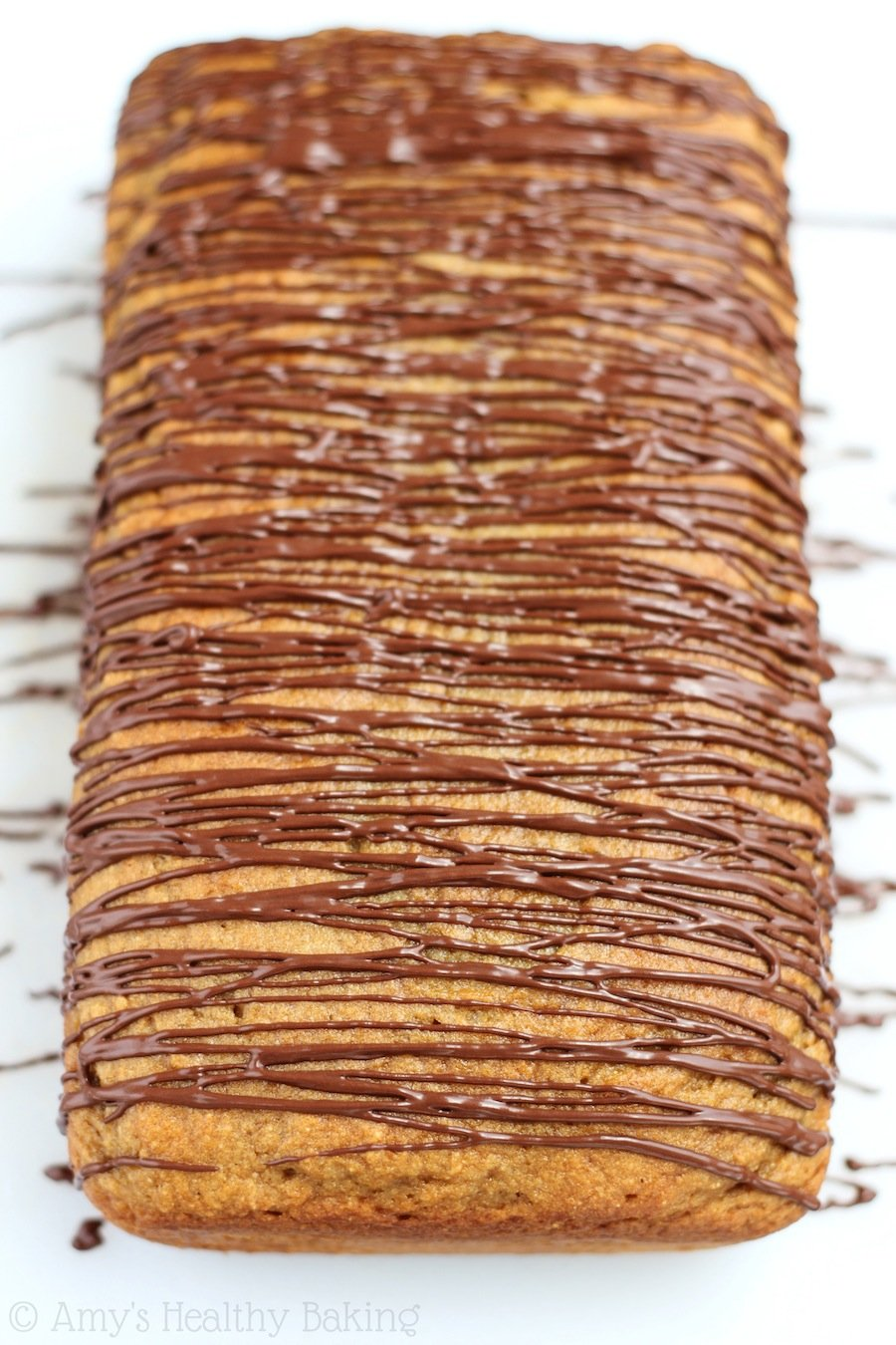 Recipe: Coffee Loaf Cake with Dark Chocolate Drizzle