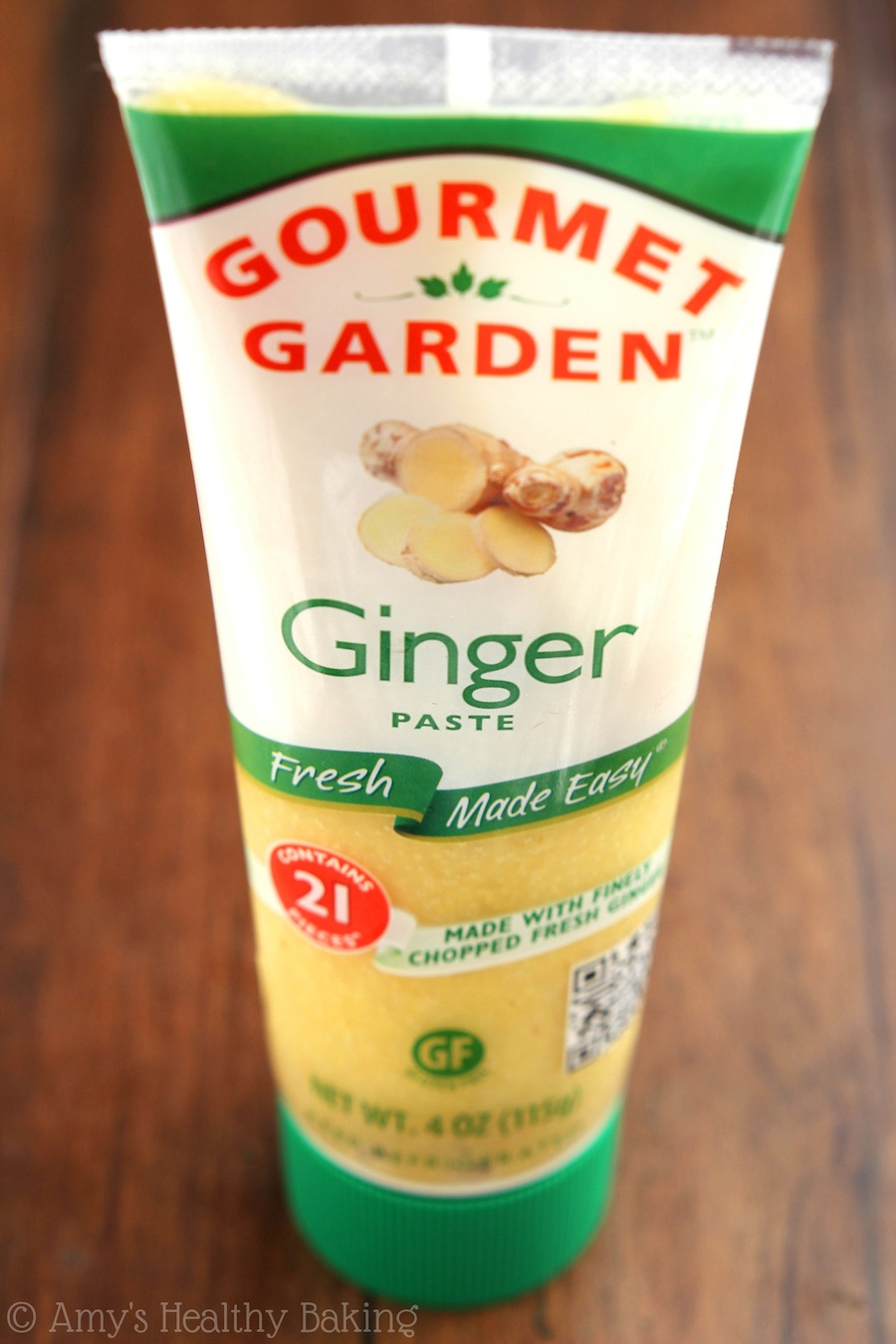 Gourmet Garden Ginger Paste