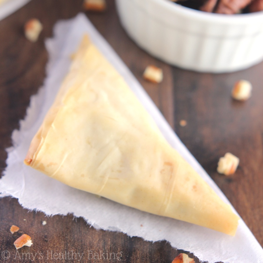 Easy Pecan Hand Pies