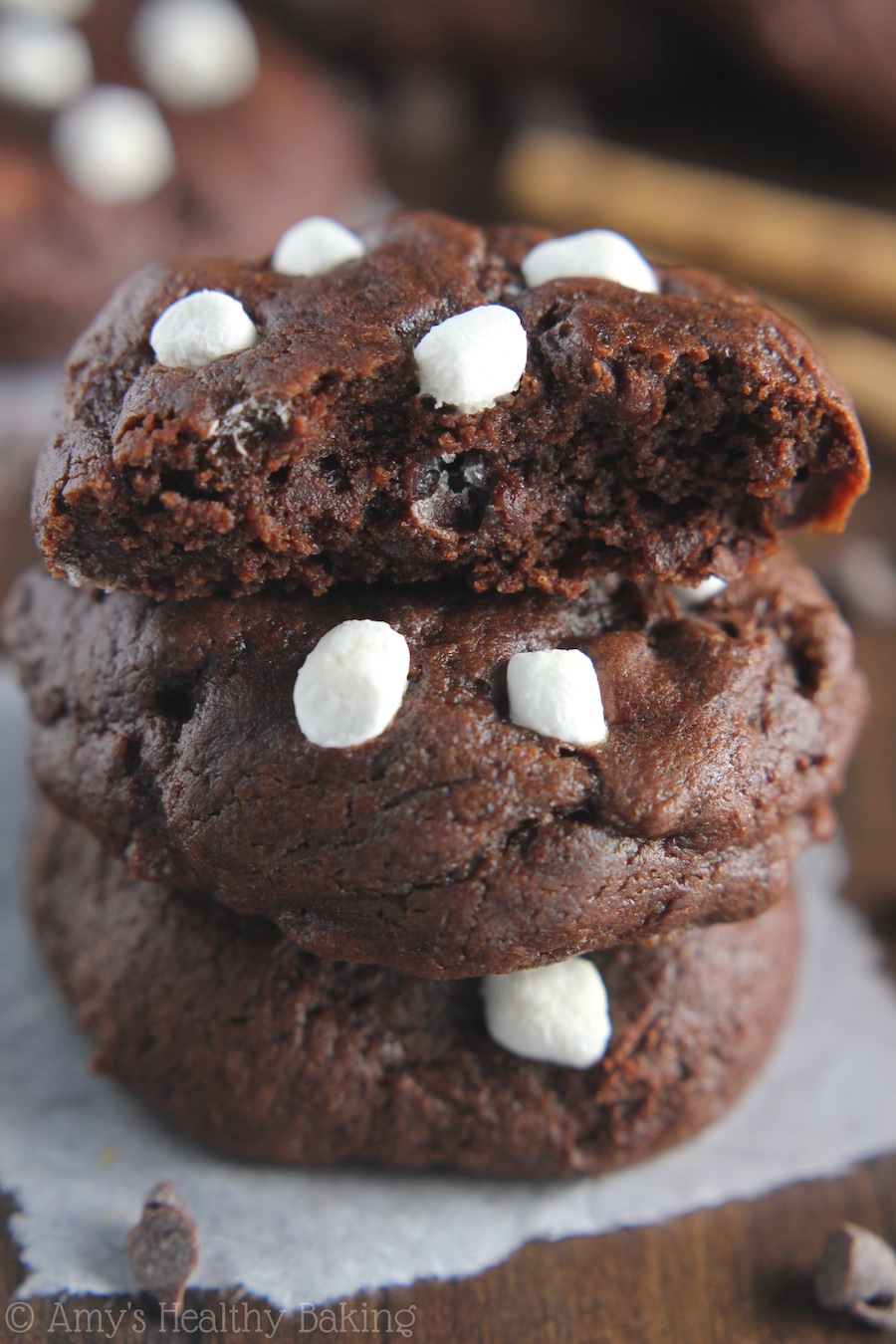 starbucks skinny peppermint hot chocolate