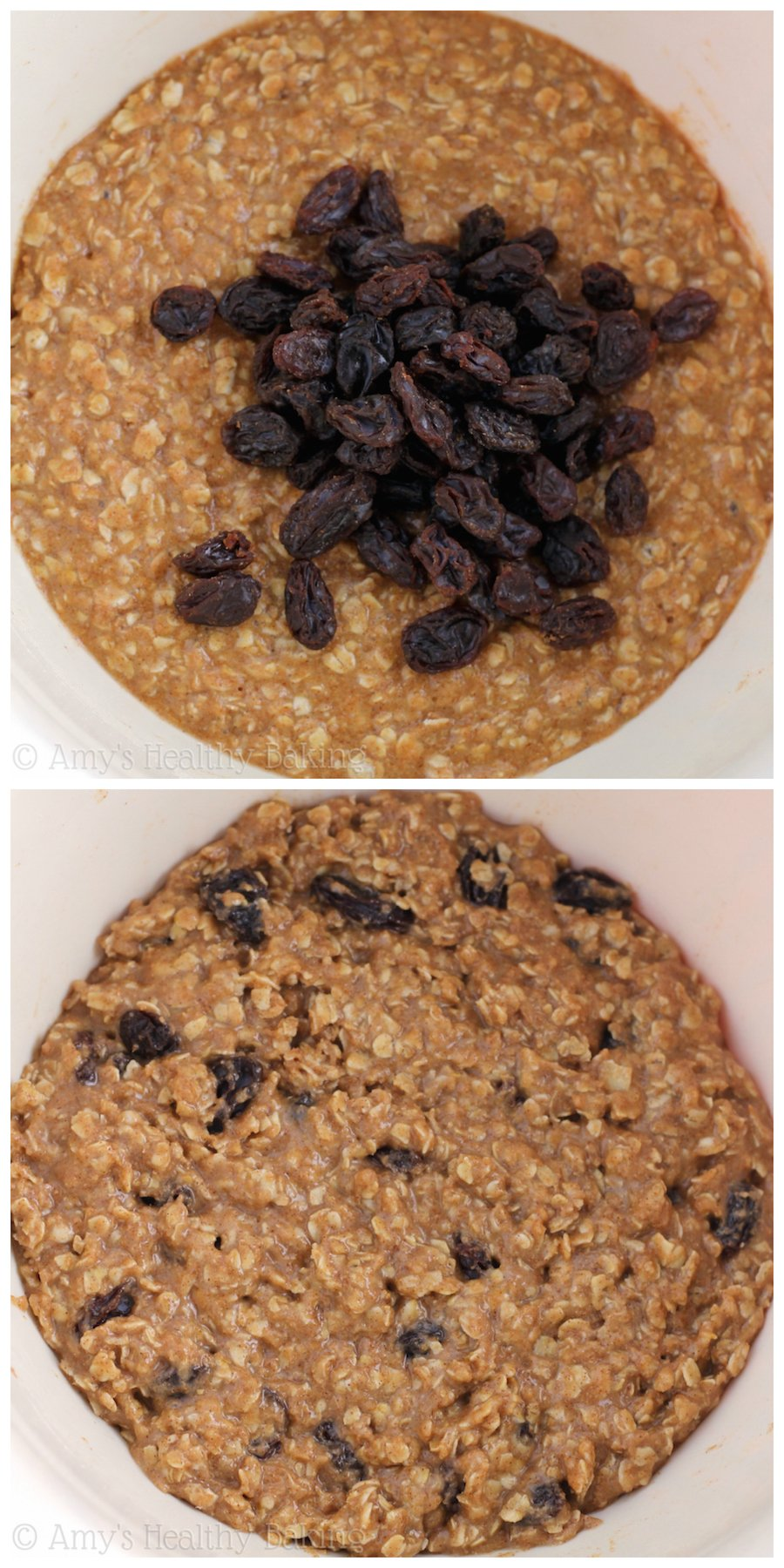 Cinnamon Raisin Oatmeal Chocolate Sheet Cake