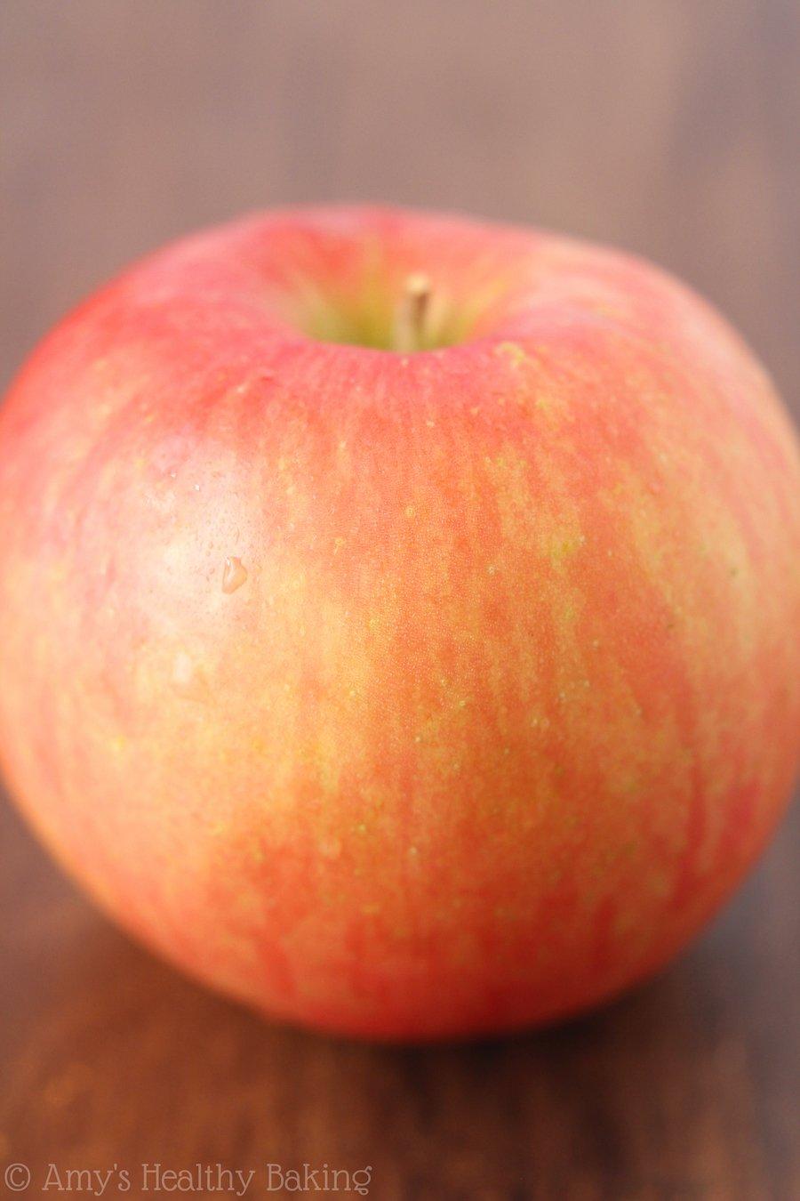 Fuji apple for Apple Pie Oatmeal Cookies