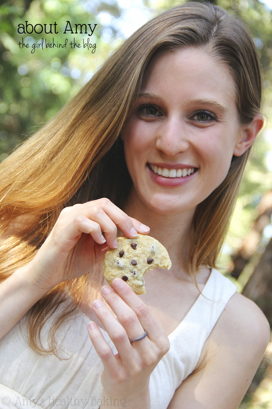 {Video Series} About the blogger behind Amy's Healthy Baking: best thing to bake, favorite indulgent treats & more!