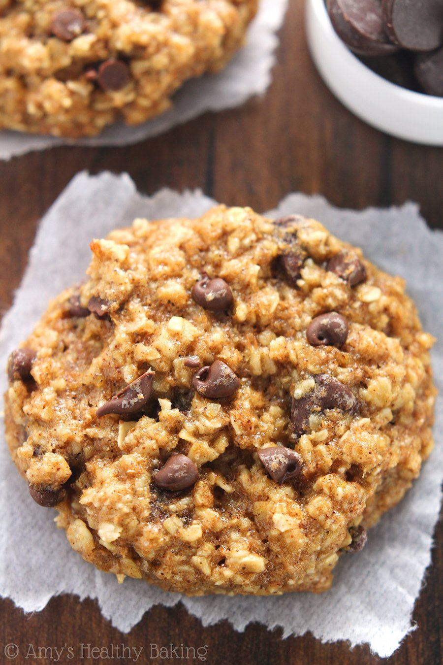 Cake Mix Cookies With Oats