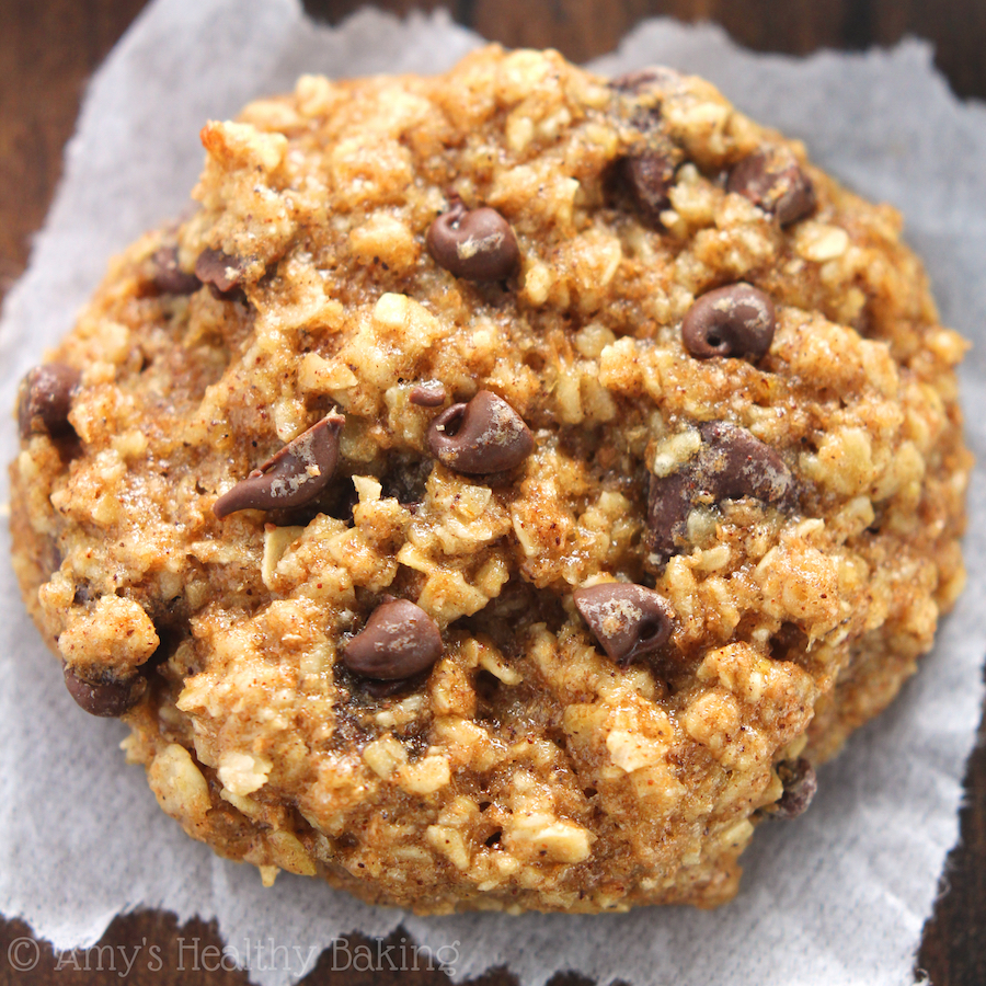 78cb930e1b6a Chocolate Chip Banana Bread Oatmeal Cookies