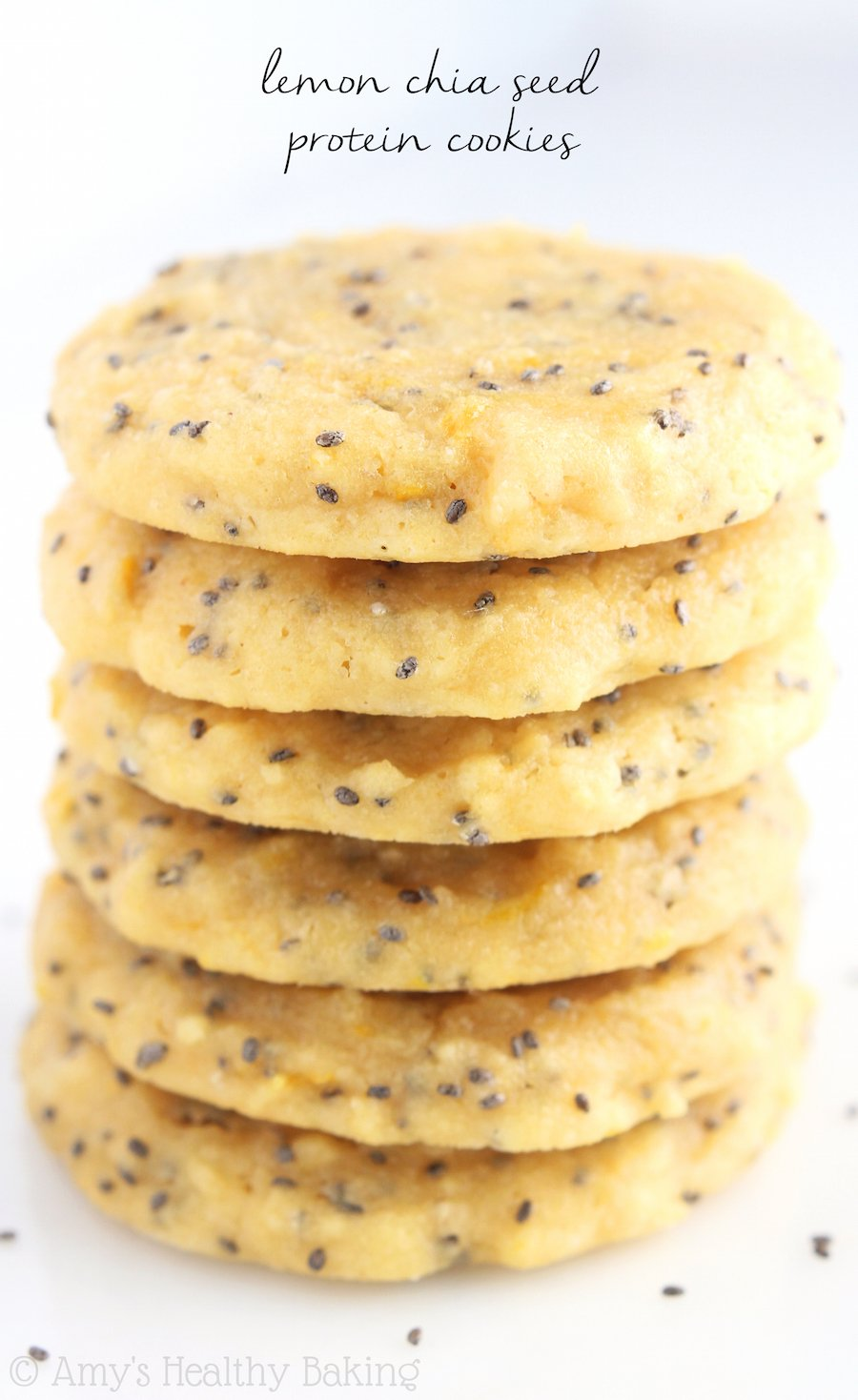 how to make healthy protein cookies