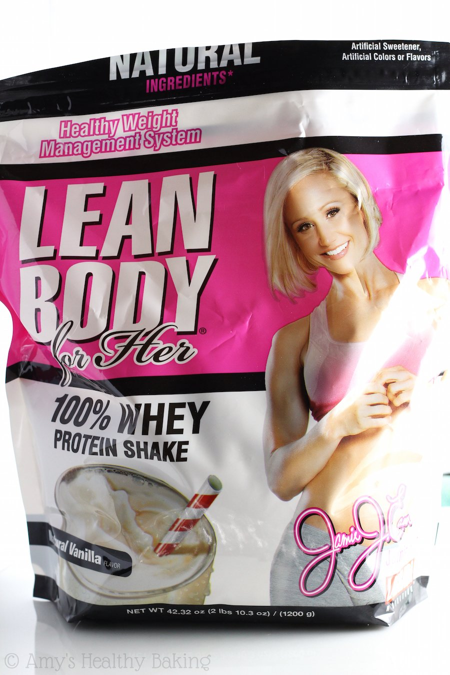 Jamie Eason's Lean Body® for Her Vanilla Protein Powder