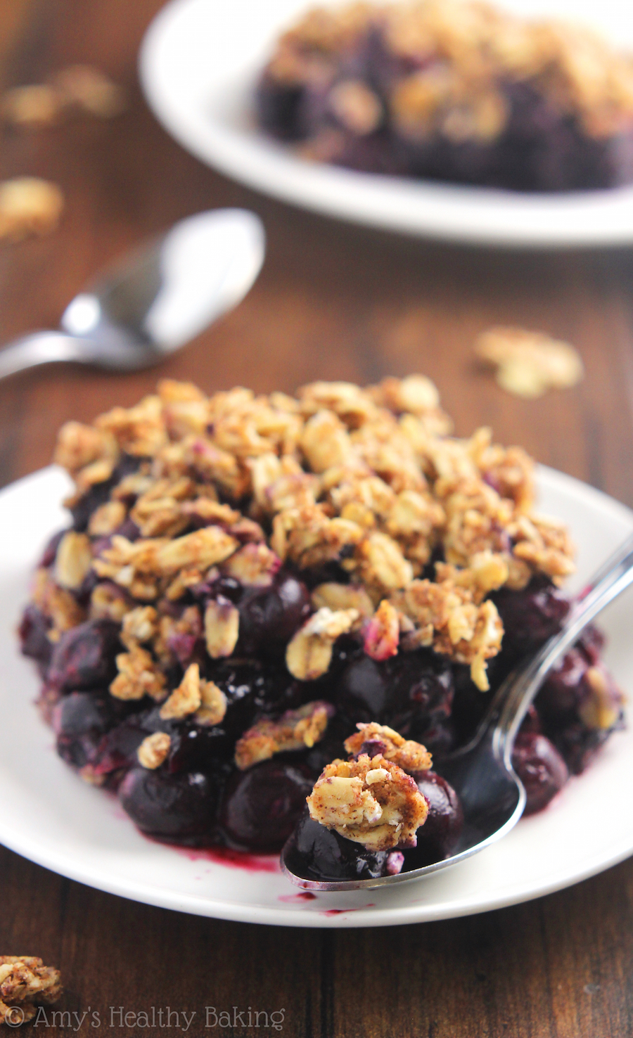 healthy fruit crumble is eating fruits for dinner healthy