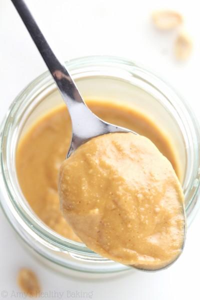 VIDEO: Easy Blender Peanut Butter