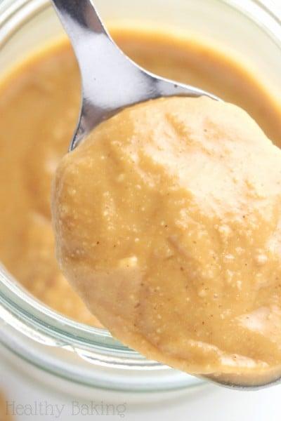 Easy Blender Peanut Butter {Recipe Video!}