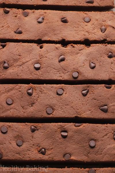 Fudgy Brownie Batter Protein Bars