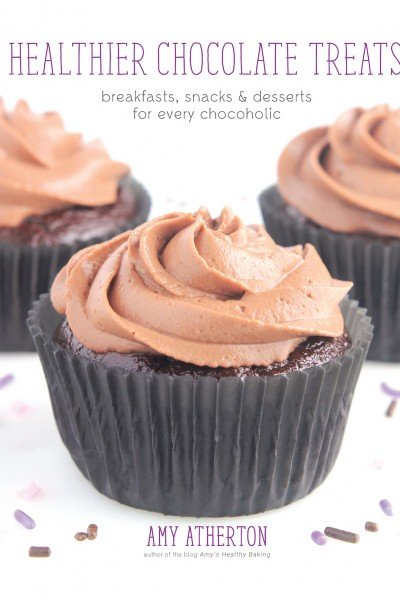 Healthier Chocolate Treats Cookbook