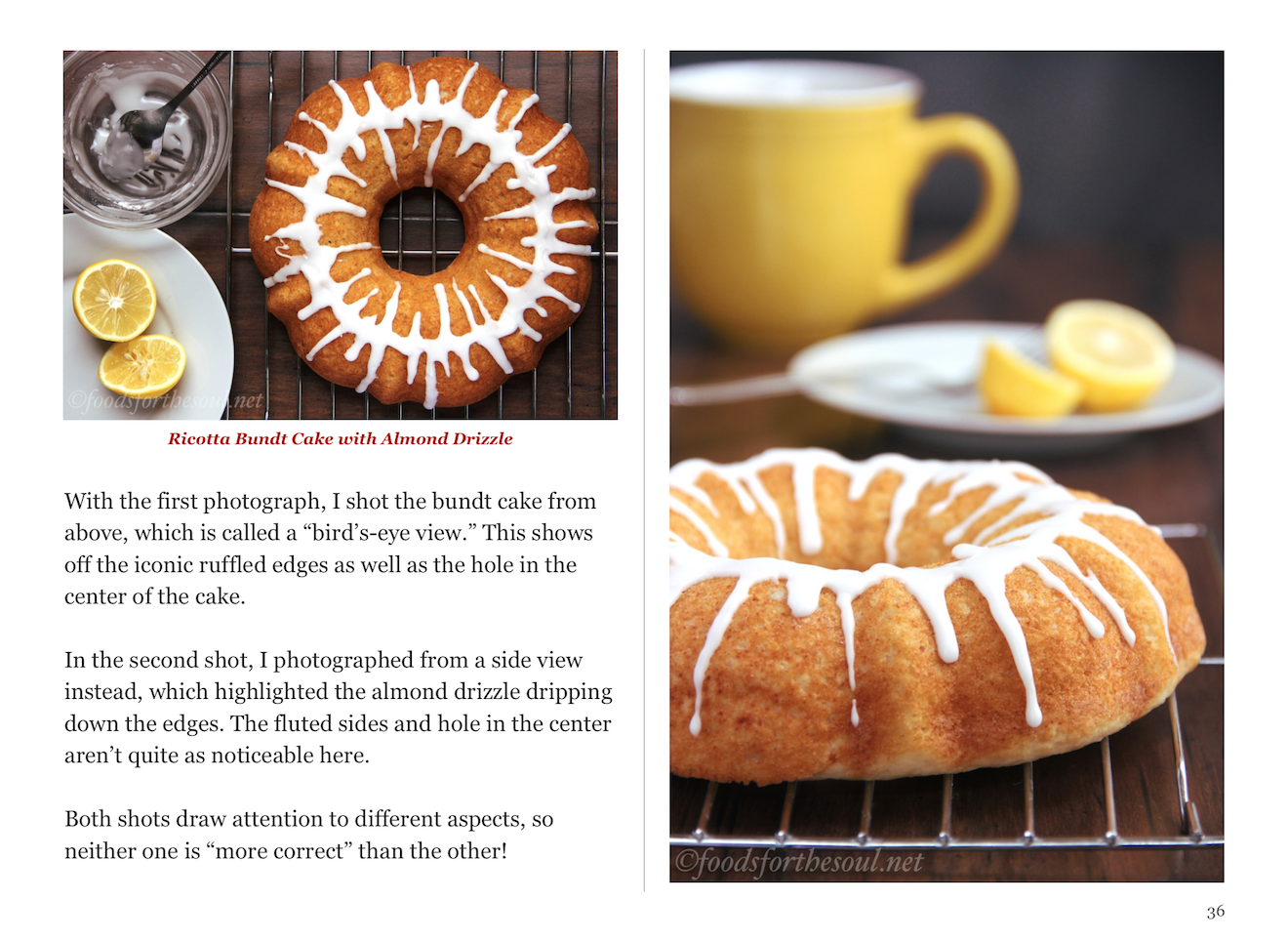 The Basics of Food Photography: Compositional Elements - Point of View Page