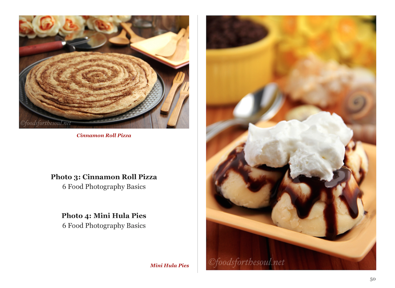 The Basics of Food Photography: Compositional Elements - Practice Quizzes Page