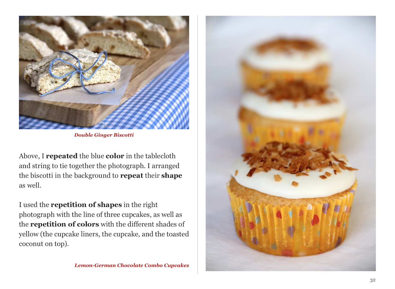 The Basics of Food Photography: Compositional Elements - Repetition Page