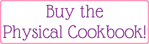 Healthier Chocolate Treats - Buy the Physical Cookbook
